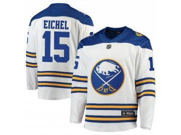 Dres Buffalo Sabres #15 Jack Eichel Fanatics Branded Breakaway 2018 Winter Classic