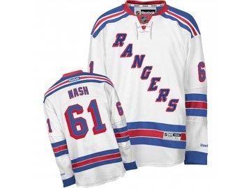 Dres New York Rangers #61 Rick Nash Reebok Premier Jersey Away