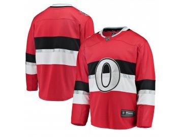 Dres Ottawa Senators Fanatics Branded Breakaway NHL 100 Classic