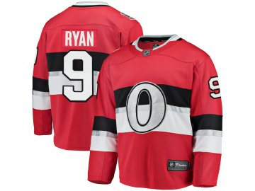 Dres Ottawa Senators #9 Bobby Ryan Fanatics Branded Breakaway NHL 100 Classic
