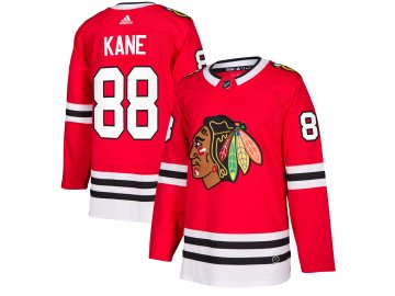 Dres Chicago Blackhawks #88 Patrick Kane adizero Home Authentic Player Pro