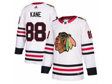 Dres Chicago Blackhawks #88 Patrick Kane adizero Away Authentic Player Pro