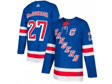 Dres New York Rangers #27 Ryan McDonagh adizero Home Authentic Player Pro