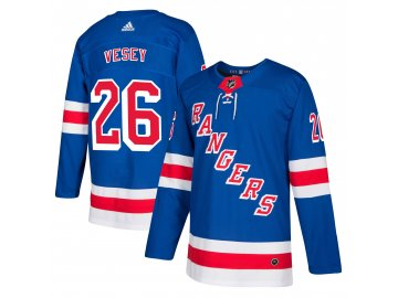 Dres New York Rangers #26 Jimmy Vesey adizero Home Authentic Player Pro