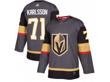 Dres Vegas Golden Knights #71 William Karlsson adizero Home Authentic Player Pro