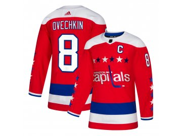 Dres Washington Capitals #8 Alexander Ovechkin adizero Alternate Authentic Player Pro