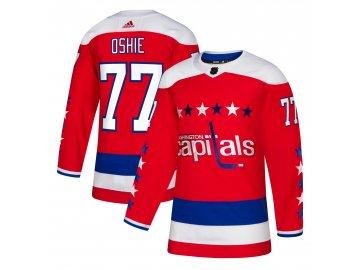 Dres Washington Capitals #77 TJ Oshie adizero Alternate Authentic Player Pro