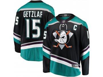 Dres Anaheim Ducks #15 Ryan Getzlaf Breakaway Alternate Jersey