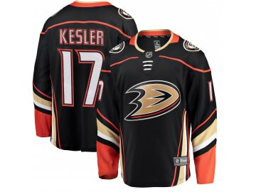 Dres Anaheim Ducks #17 Ryan Kesler Breakaway Home Jersey