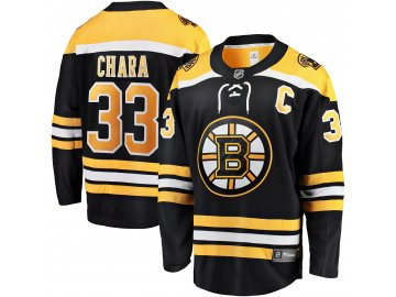 Dres Boston Bruins #33 Zdeno Chara Breakaway Alternate Jersey