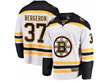 Dres Boston Bruins #37 Patrice Bergeron Breakaway Alternate Jersey