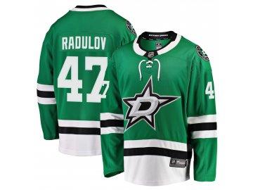 Dres Dallas Stars #47 Alexander Radulov Breakaway Alternate Jersey