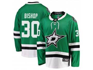 Dres Dallas Stars #30 Ben Bishop Breakaway Alternate Jersey