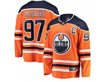 Dres Edmonton Oilers #97 Connor McDavid Breakaway Alternate Jersey