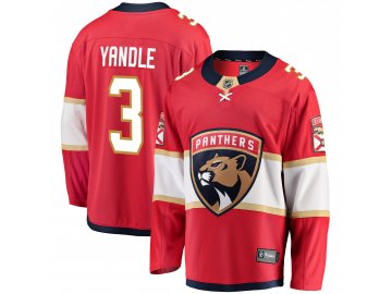 Dres Florida Panthers #3 Keith Yandle Breakaway Alternate Jersey