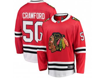Dres Chicago Blackhawks #50 Corey Crawford Breakaway Alternate Jersey