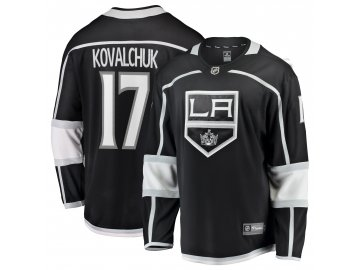 Dres Los Angeles Kings #17 Ilya Kovalchuk Breakaway Alternate Jersey