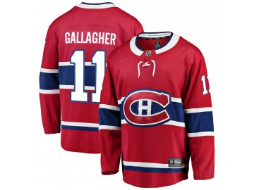 Dres Montreal Canadiens #11 Brenden Gallagher Breakaway Alternate Jersey