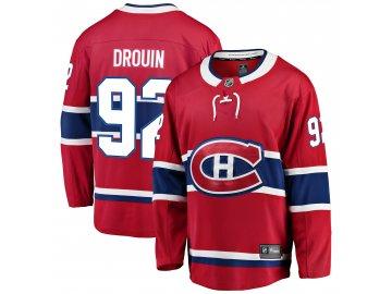 Dres Montreal Canadiens #92 Jonathan Drouin Breakaway Alternate Jersey
