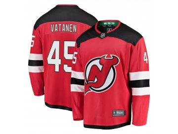 Dres New Jersey Devils #45 Sami Vatanen Breakaway Alternate Jersey