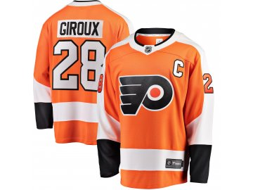 Dres Philadelphia Flyers #28 Claude Giroux Breakaway Alternate Jersey
