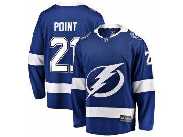 Dres Tampa Bay Lightning #21 Brayden Point Breakaway Alternate Jersey