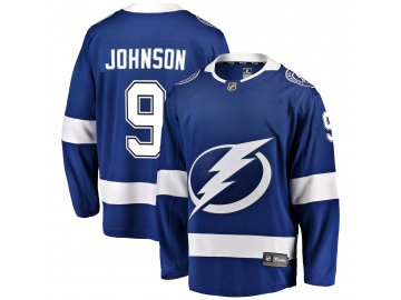 Dres Tampa Bay Lightning #9 Tyler Johnson Breakaway Alternate Jersey