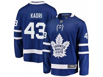 Dres Toronto Maple Leafs #43 Nazem Kadri Breakaway Alternate Jersey