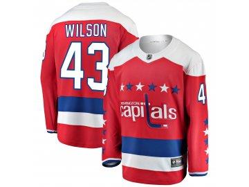 Dres Washington Capitals #43 Tom Wilson Breakaway Alternate Jersey