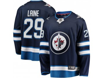 Dres Winnipeg Jets #29 Patrick Laine Breakaway Alternate Jersey