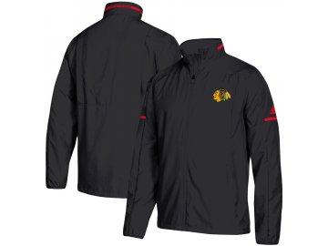Bunda Chicago Blackhawks Adidas Rink Full-Zip Jacket