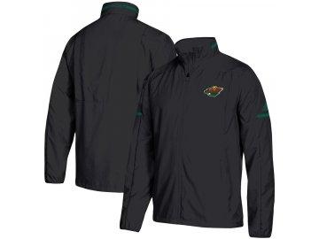 Bunda Minnesota Wild Adidas Rink Full-Zip Jacket