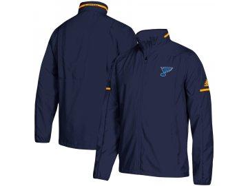 Bunda St. Louis Blues Adidas Rink Full-Zip Jacket