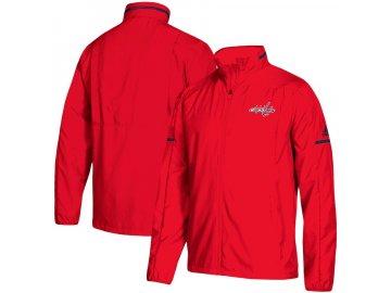 Bunda Washington Capitals Adidas Rink Full-Zip Jacket