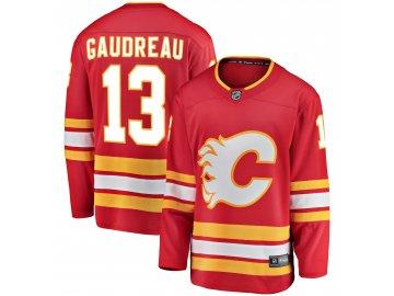 Dětský dres Calgary Flames # 13 Johnny Gaudreau Breakaway Alternate Jersey