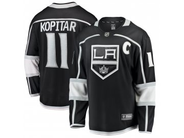 Dětský dres Los Angeles Kings # 11 Anze Kopitar Breakaway Home Jersey