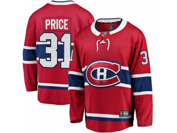Dětský dres Montreal Canadiens # 31 Carey Price Breakaway Home Jersey