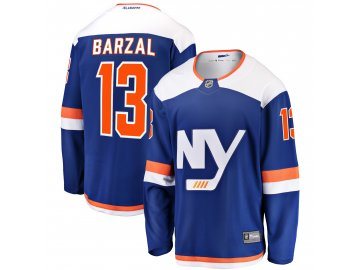 Dětský dres New York Islanders # 13 Mathew Barzal Breakaway Alternate Jersey