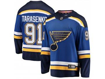 Dětský dres St. Louis Blues # 91 Vladimir Tarasenko Breakaway Home Jersey