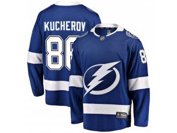 Dětský dres Tampa Bay Lightning # 86 Nikita Kucherov Breakaway Home Jersey