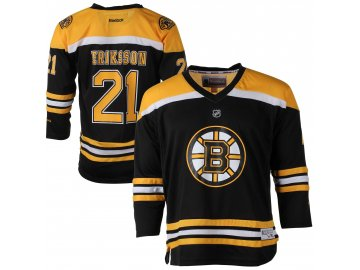 Dětský dres Boston Bruins #21 Loui Eriksson Reebok Replica Home