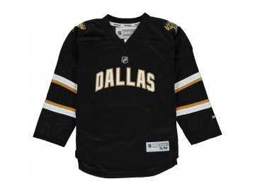 Dětský dres Dallas Stars Reebok Replica Alternate