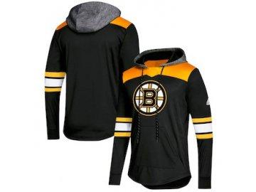 Mikina Boston Bruins Adidas Platinum Jersey Pullover Hoodie