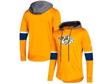 6ed1954aa Mikina Nashville Predators Adidas Platinum Jersey Pullover Hoodie