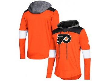 Mikina Philadelphia Flyers Adidas Platinum Jersey Pullover Hoodie