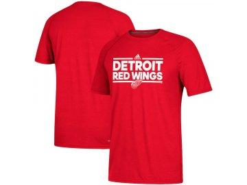 Tričko Detroit Red Wings Adidas Dassler Climalite