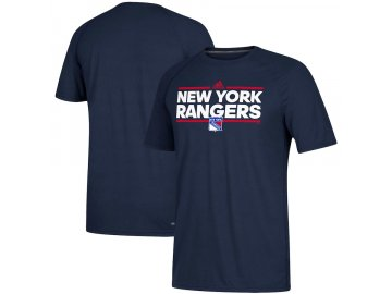Tričko New York Rangers Adidas Dassler Climalite