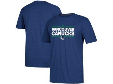 Tričko Vancouver Canucks Adidas Dassler Climalite