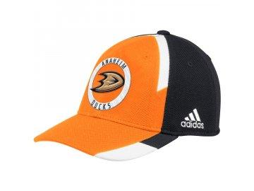 Kšiltovka Anaheim Ducks Adidas Echo Flex