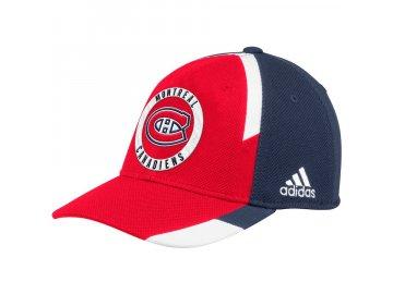 Kšiltovka Montreal Canadiens Adidas Echo Flex